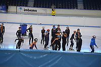 SCHAATSSPORT: HEERENVEEN: IJsstadion Thialf, 14-07-2018, Zomerijs, Summer Cup, ©foto Martin de Jong