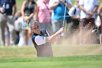 TV actor James Nesbitt and a member of Team Ireland during the Bulmers 2018 Celebrity Cup at the Celtic Manor Resort. Newport, Gwent,  Wales, on Saturday 30th June 2018<br /> <br /> <br /> Jeff Thomas Photography -  www.jaypics.photoshelter.com - <br /> e-mail swansea1001@hotmail.co.uk -<br /> Mob: 07837 386244 -