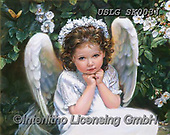 CHILDREN, KINDER, NIÑOS, paintings+++++,USLGSK0034,#K#, EVERYDAY ,Sandra Kock, victorian
