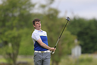 Darragh Connolly (Castle Dargan) during the final round of the Connacht Boys Amateur Championship, Oughterard Golf Club, Oughterard, Co. Galway, Ireland. 05/07/2019<br /> Picture: Golffile | Fran Caffrey<br /> <br /> <br /> All photo usage must carry mandatory copyright credit (© Golffile | Fran Caffrey)