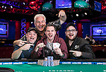 2019 WSOP Event 22: $1,000 Double Stack No-Limit Hold'em