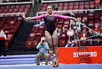 Stanford, CA; February 1, 2019; Women's Gymnastics, Stanford vs Washington.