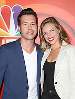 BEVERLY HILLS, CA - AUGUST 03: Jon Seda, Tracy Spiridakos, At 2017 Summer TCA Tour - NBC Press Tour At The Beverly Hilton Hotel In California on August 03, 2017. Credit: FS/MediaPunch