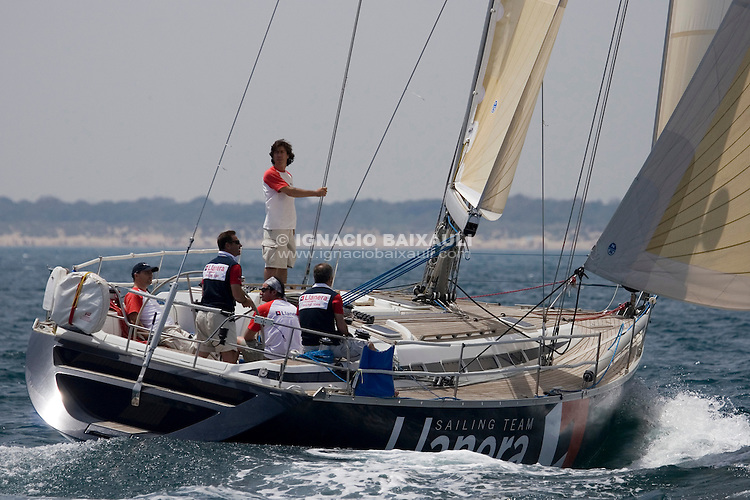 9 ESP7474 LLANERA ASTARTE José Alfredo Lopez Lopez R.C.N. VALENCIA GRAND SOLEIL 46.3 -  - X TROFEO UNIVERSIDAD POLITÉCNICA DE VALENCIA - Real Club Náutico de Valencia - 2007 may 13