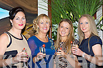 Marie Loughnane, Claire Murphy, Kathleen Jeffers and Bridget Concagh Tralee at the fashion show in aid of Irish Hospice Foundation in the Muckross Park Hotel Killarney on Friday