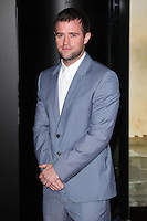 Jonas Armstrong arriving at the premiere of 'Edge Of Tomorrow', at the IMAX, London. 28/05/2014 Picture by: Alexandra Glen / Featureflash