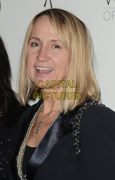 Carol McGiffin .The Daily Mail Inspirational Women Awards 2012 at the Marriott Hotel, Grosvenor Square, London, England..12th November 2012 .headshot portrait black smiling .CAP/WIZ.© Wizard/Capital Pictures.