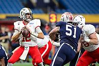NCAA FOOTBALL: 2020 East West Shrine Bowl