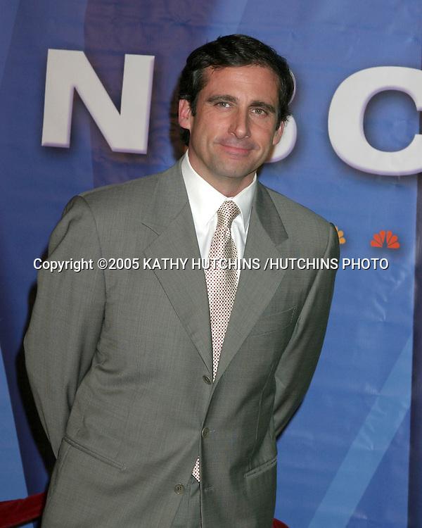 ©2005 KATHY HUTCHINS /HUTCHINS PHOTO.NBC/ UNIVERSAL TELEVISION CRITICS ASSOC.PARTY.UNIVERSAL CITY, CA.JANUARY 21, 2005..STEVE CARELL