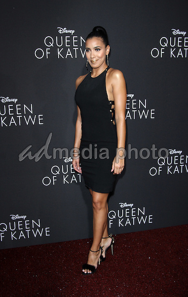 "20 September 2016 - Hollywood, California - Julissa Bermudez. ""Queen Of Katwe"" Los Angeles Premiere held at the El Capitan Theater in Hollywood. Photo Credit: AdMedia"