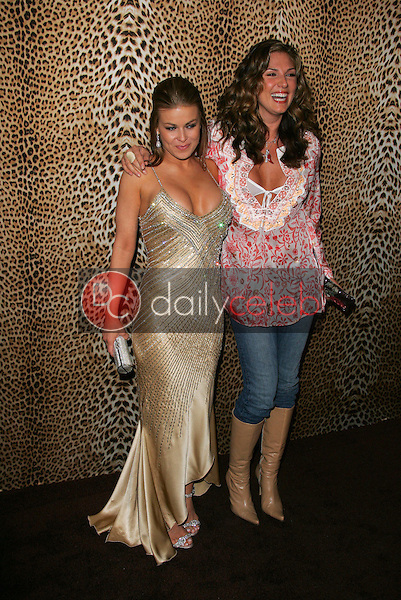 Carmen Electra and Daisy Fuentes