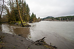 Hoh River, Hoh River Trust, The Nature Conservancy, TNC,  river habitat, spring, 2017, Olympic Peninsula, Washington State, Pacific Northwest, USA,