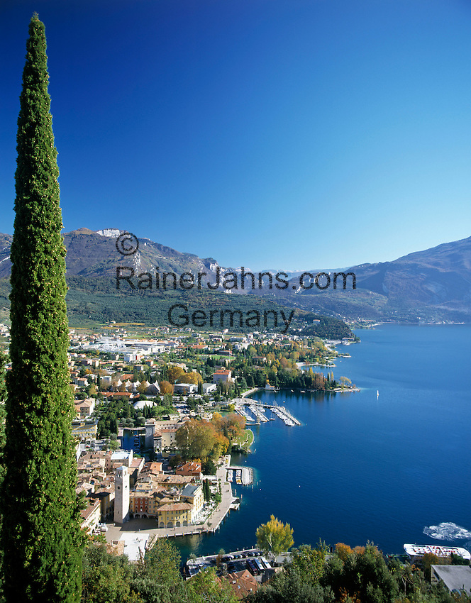 Italy, Trentino, Lake Garda, Riva del Garda