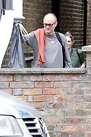 JUN 30 Dominic Cummings leaves for work