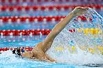 Ryosuke Irie (JPN), <br /> AUGUST 19, 2018 - Swimming : <br /> Men's 100m Backstroke Heat <br /> at Gelora Bung Karno Aquatic Center <br /> during the 2018 Jakarta Palembang Asian Games <br /> in Jakarta, Indonesia. <br /> (Photo by Naoki Nishimura/AFLO SPORT)