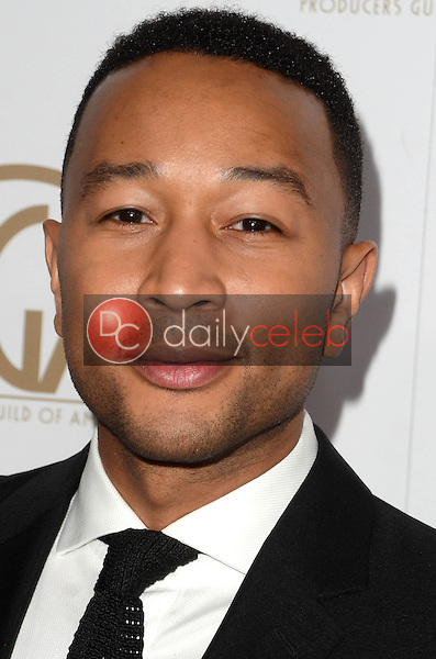 John Legend<br /> at the 2017 Producers Guild Awards, Beverly Hilton Hotel, Beverly Hills, CA 01-28-17<br /> David Edwards/DailyCeleb.com 818-249-4998