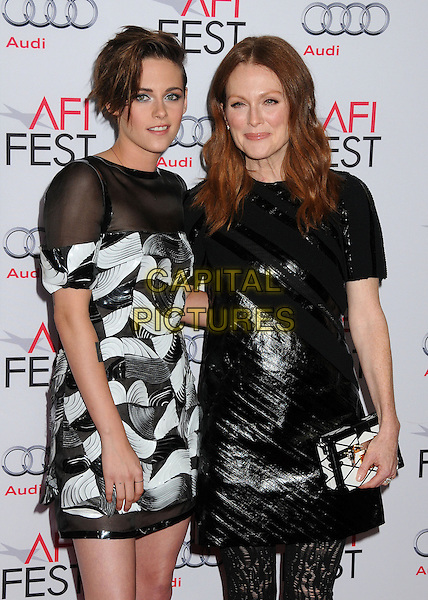 12 November 2014 - Hollywood, California - Kristen Stewart, Julianne Moore. AFI FEST 2014 Special Screening of &quot;Still Alice&quot; held at the Dolby Theatre. <br /> CAP/ADM/BP<br /> &copy;BP/ADM/Capital Pictures