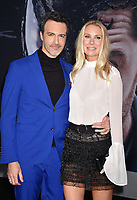 WESTWOOD, CA - OCTOBER 01: Reid Scott and Elspeth Keller attend the Premiere Of Columbia Pictures' 'Venom' at Regency Village Theatre on October 1, 2018 in Westwood, California.<br /> CAP/ROT/TM<br /> ©TM/ROT/Capital Pictures