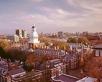 Lowell House & Charles river, Harvard Univ, Cambridge, MA