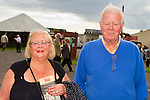 Mary and Pat McConnell from Swords at the Bellewstown Races..Picture: Shane Maguire / www.newsfile.ie.