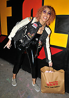 Snoochie Shy at the Fendi Reloaded capsule collection launch party, Lost Rivers, Leake Street, London, England, UK, on Thursday 12 April 2018.<br /> CAP/CAN<br /> &copy;CAN/Capital Pictures