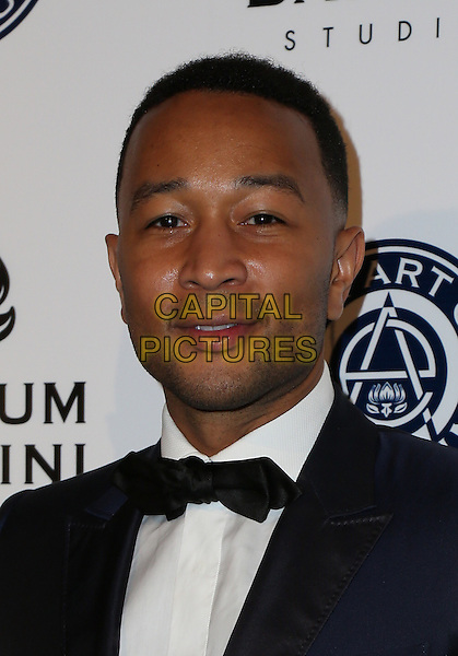 LOS ANGELES, CA - JANUARY 7: John Legend at the The Art Of Elysium Tenth Annual Celebration 'Heaven' Charity Gala at Red Studios i Los Angeles, California on January 7, 2017. <br /> CAP/MPI/PA<br /> &copy;PA/MPI/Capital Pictures