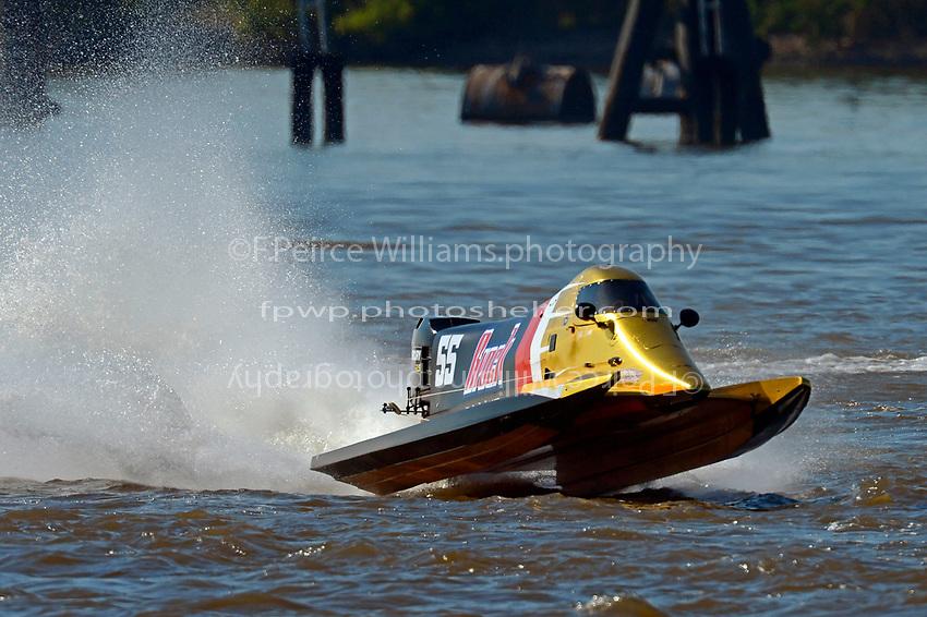 Curtis Nunez' (#55)           (Formula 1/F1/Champ class)