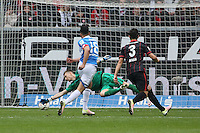 09.04.2016: Eintracht Frankfurt vs. TSG 1899 Hoffenheim