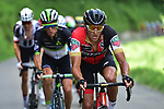Olympic Champion Greg Van Avermaet (BEL) BMC in action during Stage 8 of the 104th edition of the Tour de France 2017, running 187.5km from Dole to Station des Rousses, France. 8th July 2017.<br /> Picture: ASO/Pauline Ballet | Cyclefile<br /> <br /> <br /> All photos usage must carry mandatory copyright credit (&copy; Cyclefile | ASO/Pauline Ballet)