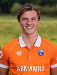 BLOEMENDAAL - Jorrit Croon (Bldaal).  Heren I van HC Bloemendaal , seizoen 2019/2020.   COPYRIGHT KOEN SUYK