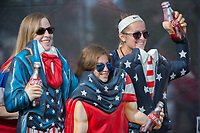 Harrison, NJ - Friday Sept. 01, 2017: FansFans, Coca-Cola prior to a 2017 FIFA World Cup Qualifier between the United States (USA) and Costa Rica (CRC) at Red Bull Arena.