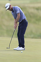 Nick Flanagan (AUS) putts on the 3rd green during Friday's Round 2 of the 117th U.S. Open Championship 2017 held at Erin Hills, Erin, Wisconsin, USA. 16th June 2017.<br /> Picture: Eoin Clarke | Golffile<br /> <br /> <br /> All photos usage must carry mandatory copyright credit (&copy; Golffile | Eoin Clarke)
