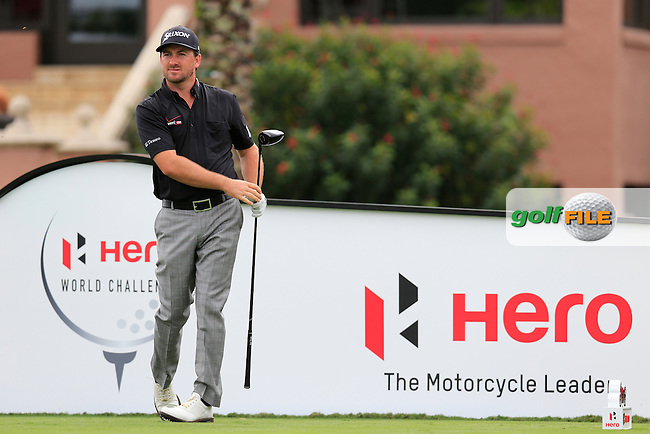 Graeme McDowell (NIR) during the preview of the Hero World Challenge, Isleworth Golf &amp; Country Club, Windermere, Orlando Florida, USA. 03/12/2014<br /> Picture Fran Caffrey www.golffile.ie
