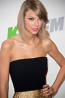 Taylor Swift attends the KIIS FM Jingle Ball at Staples Center on December 5, 2014 (Photo by Crash / Guest of A Guest)