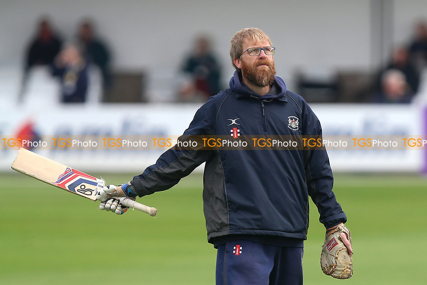 Gloucestershire head coach Richard Dawson during Essex Eagles vs Gloucestershire, Royal London One-Day Cup Cricket at The Cloudfm County Ground on 4th May 2017