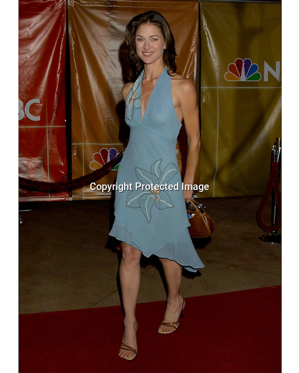 2003 KATHY HUTCHINS / HUTCHINS PHOTO AGENCY.NBC TCA PARTY.HOLLYWOOD & HIGHLAND GRAND BALLROOM.CASINO NIGHT.JULY 25, 2003..SUSAN GIBNEY