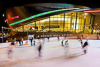 WBT Holiday on Ice - NASCAR Hall of Fame location