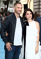 Tom Hardy and Charlotte Riley at the 'Swimming With Men' UK film premiere at the Curzon Mayfair, London on July 4th 2018<br /> CAP/ROS<br /> &copy;ROS/Capital Pictures