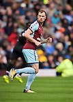 Burnley's Ashley Barnes during the premier league match at the Turf Moor Stadium, Burnley. Picture date 10th September 2017. Picture credit should read: Paul Burrows/Sportimage