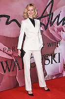 Eva Herzigova at the Fashion Awards 2016 at the Royal Albert Hall, London. December 5, 2016<br /> Picture: Steve Vas/Featureflash/SilverHub 0208 004 5359/ 07711 972644 Editors@silverhubmedia.com
