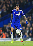 Chelsea's Kenedy in action<br /> <br /> - UEFA Champions League - Chelsea vs Paris Saint Germain - Stamford Bridge - London - England - 9th March 2016 - Pic David Klein/Sportimage