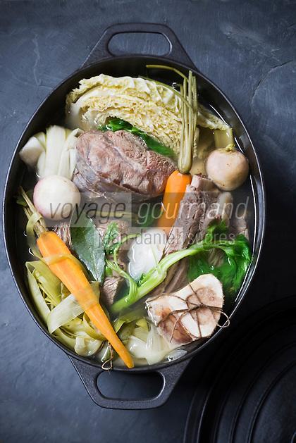 Europe/France/Gastronomie générale: Le Pot-au-Feu