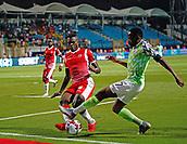 2019 African Cup of Nations Football Nigeria v Buruni Jun 22nd