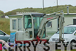 FORMER MAYOR OF KERRY Michael Healy-Rae.has defended his role in carrying out work at a.controversial North Kerry caravan park, and.accused locals of carrying out a vendetta.against the owner.