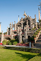 Isola Bella, part of the Borromeo Islands, Lago Maggiore, Italy