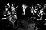 Fleetwood Mac 1970 Mick Fleetwood, John McVie, Danny Kirwan, Jeremy Spencer and Christine McVie probably on Disco 2 on BBC.
