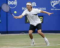22-6-06,Netherlands, Rosmalen,Tennis, Ordina Open, quarter final, Carlos Ferrero