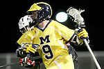 Orange, CA 02/28/09 -  Kevin Zorovich (Michigan #9)