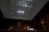 Supreme Court nominee Brett Kavanaugh testifies before the Senate Judiciary Committee on Capitol Hill in Washington, Thursday, Sept. 27, 2018. (AP Photo/Andrew Harnik, Pool)