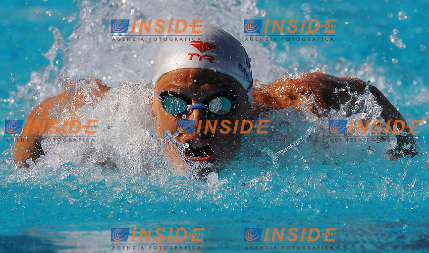 Roma 26th July 2009 - 13th Fina World Championships From 17th to 2nd August 2009.Women's 100 Butterfly.Aurore MONGEL (FRA).photo: Roma2009.com/InsideFoto/SeaSee.com .Foto Andrea Staccioli Insidefoto